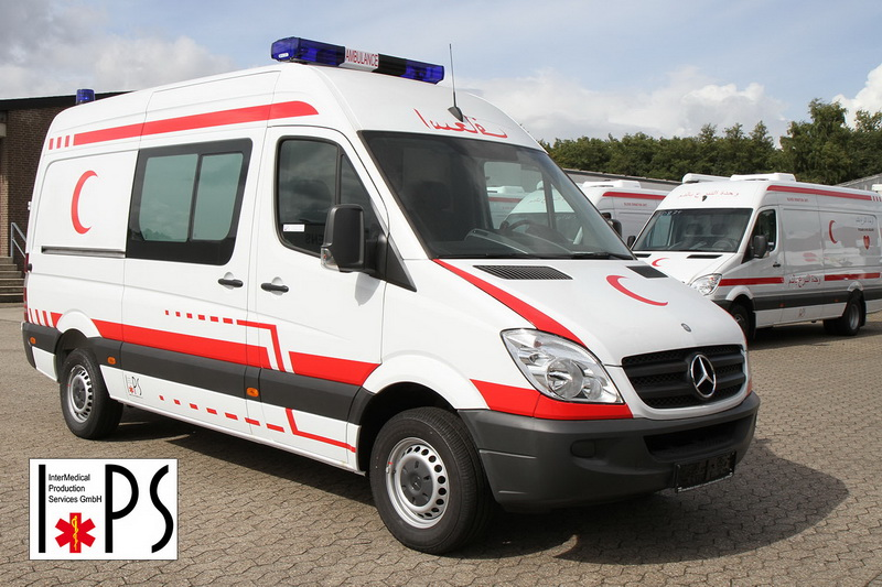 Sprinter Patient Transport Ambulance