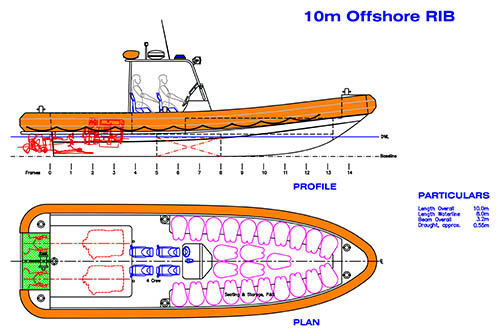 Offshore Rescue Boat 3
