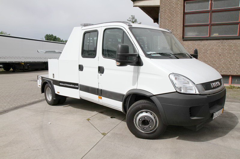 Iveco, Daily, Tow Car